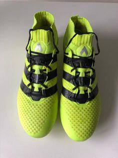 418b1fc8359a7 Ich verkaufe den Adidas Ace 16.1 Primeknit Lime in der Größe EU 43 1 3