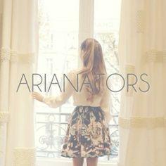 arianators | Arianators i am one
