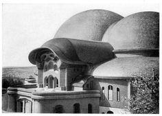 Rudolf Steiner's Goetheanum (1st)