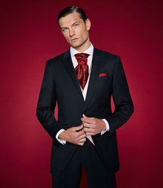 Protocolo-Traje-Novio-Victorino_home Groom Tuxedo, Tuxedo Suit, Tuxedo For Men, Best Suits For Men, Mens Suits, Hugo Boss, Blazer Suit, Suit Jacket, Morning Suits