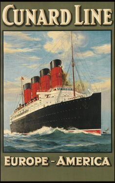 Valuable poster's from the golden age of travel