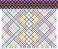 50 strings, 34 rows, 12 colors