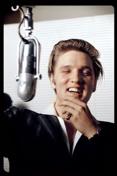 """""""Before Elvis there was nothing."""" - John Lennon"""