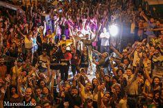 Com entrada Catraca Livre, a festa reúne várias vertentes da Black Music e é comandado pela banda Consciência Tranquila, a partir das 18h