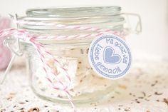 Diy Blog, Mason Jars, Kindergarten, Mugs, Tableware, Weddings, Decor, Seed Paper, Food Coloring