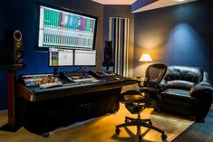 FM Design - Blue on Blue Studios