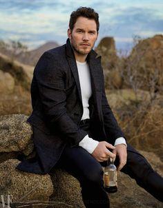 Chris Pratt for Vanity Fair