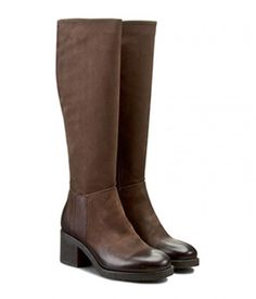 Cizme Dama Piele Toc Mic Gros Clarks Mai, Riding Boots, Heeled Boots, Shoes, Fashion, Horse Riding Boots, High Heel Boots, Moda, Zapatos