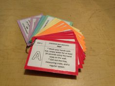 FACS Classroom Ideas: When the Best Lab Plans Fail