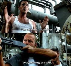 Armageddon <3 loved this movie even though it made me cry!