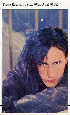 Trent Reznor Nu Metal, Heavy Metal, Photo Album Covers, Skinny Puppy, Idol, Trent Reznor, Nine Inch Nails, Music Composers, Music Heals