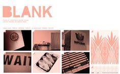 Monochromatic Website Design #webdesign