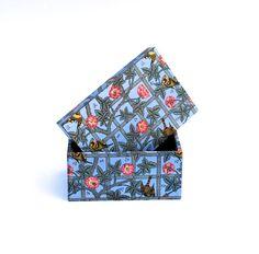 Kästchen,Stiftebox,Box,Blumen,Schmuckbox,Schachtel+von+ars-unica+auf+DaWanda.com