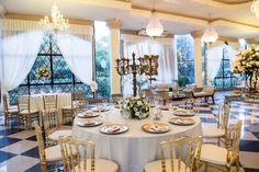 Casamento Classico no Castelo de Itaipava da Juliana e Guilherme. #wedding #castle #white #classic #bride