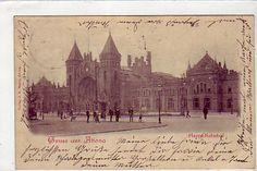 Hamburg Altona Bahnhof 1899