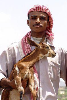 Yemen - Who's got the goat?