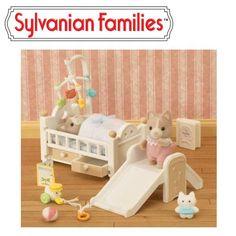 Babies at Home Sylvanian Families