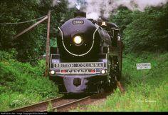 RailPictures.Net Photo: BCR 2860 British Columbia Railway Steam 4-6-4 at Squamish, British Columbia, Canada by Eric Sorenson