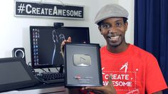 100K YouTube Silver Play Button Unboxing! Thank you for helping me reach 100K subscribers on YouTube!  Let's Unbox the 100K Subscriber Silver Play Button!   Watch this video on How To Get 100K Subscribers on YouTube! https://www.youtube.com/watch?v=oGmbOT3AVsk  Once you get 100K subscribers on YouTube they send you a Silver Play Button as a YouTube Award. Getting 100K subscribers in YouTube takes hard work and being consistent but building a community of 100K that you've been able to help…