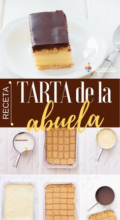 My Recipes, Sweet Recipes, Dessert Recipes, Cooking Recipes, Traditional Spanish Dishes, Muffins, Cupcake Cakes, Food Pictures, Sweet Tooth