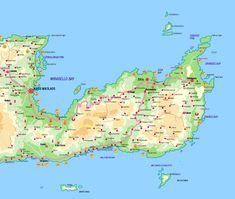 Alianthos Cars - The area map of Agios Nikolaos Area Map, Crete, Maps, Diagram, World, Map, Peta, The World, Cards