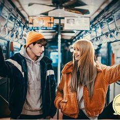 Love Cartoon Couple, Cute Couple Art, Kpop Couples, Cute Couples, George Washington Pictures, Anime Love Story, Wattpad Book Covers, Bts Girl, Bts Imagine