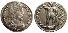Julianus II Apostata Augustus (360-363 AD)