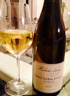 Burgundy - Wines from the Cote de Beaune - 2007 Hubert Lamy Saint-Aubin Premier Cru — Looks so good!