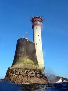 Oldest Lighthouse in Ireland  ♠ re-pinned by  http://www.wfpblogs.com/author/thomas/