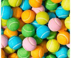 Candy of the Day Tennis Ball Gum by Maria Sharapova Tennis Tips, Le Tennis, Tennis Shop, Beach Tennis, Maria Sharapova, Rafael Nadal, Roger Federer, Tennis Crafts, Tennis Serve