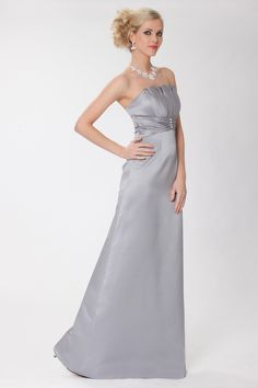 Sexyher Gorgeous Full Length Strapless Bridesmaids Formal Evening Dress  EDJ1619 -- You can find even more information by checking out the image web link. (This is an affiliate link). #bridesmaiddresses
