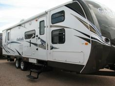 2013 KEYSTONE OUTBACK 301BQ Located on I-90 in Summerset, South #Dakota, in between #RapidCity and #Sturgis. #Campers & #RV