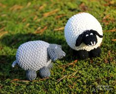 Cute Toy Sheep, handmade from eco friendly yarn for mobile or toy, made to order, perfect stocking stuffer, easter, holiday gift for kids by KnitographyByMumpitz