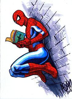 Spider-Man - Adam Gorham