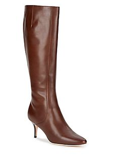 Carlyle Leather Boots