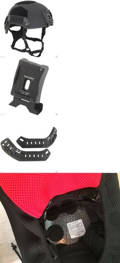 Other Wholesale Sporting Goods 26423: $999 Ballistic Helmet W Rail, Nv Shroud, Black M L, Ops Core-Ceradyne On Sale -> BUY IT NOW ONLY: $569 on eBay!