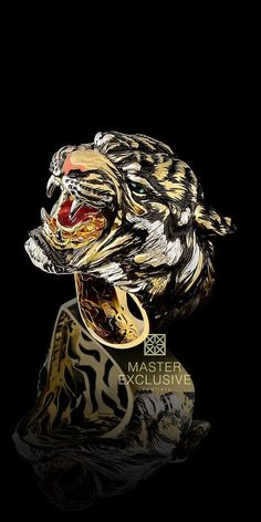 Master Exclusive Jewelry for Men: Animal Rings, Animal Jewelry, Jewelry Art, Jewelry Rings, Jewelry Accessories, Jewelry Design, Fashion Jewelry, Jewelry For Men, Sapphire Pendant