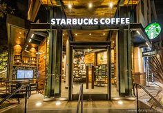 Starbucks Store in Downtown Disney