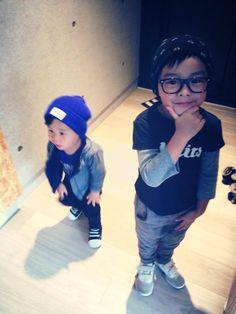 Caleb + Clyde