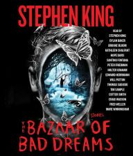 The Bazaar of Bad Dreams: Stories by Stephen King. The Bazaar of Bad Dreams: Stories. Stephen King It, Steven King, Life Falling Apart, Dream Book, Bad Dreams, Castle Rock, Living At Home, Thrillers, Short Stories