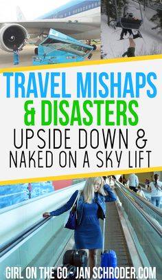 These travel stories you're going to want to read! Click to find out some of the mishaps and disasters that could be avoided! ***************************************** Travel tips and tricks | Travel inspiration