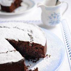 Beetroot and Chocolate Cake: if it has vegetables in it then it must be good for you!