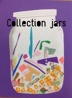 Mrs. Knight's Smartest Artists: Collection Jars, Kindergarten
