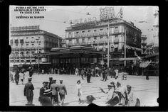 La Puerta del Sol 1918