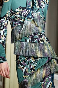 #GIOKATHLEEN: Close up: #EmilioPucci AW2011 #fashion