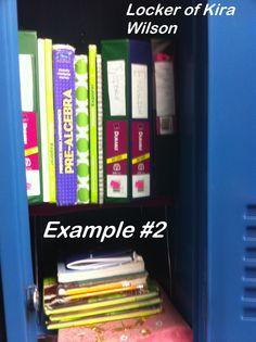middle school lockers organized | The Willistonian Archives - The Williston Northampton School