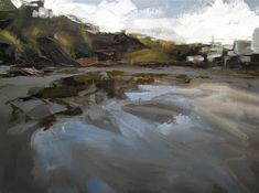 Mike Philbin's free planet blog: Hester Berry - crumbling imagery - pseudo abstract...