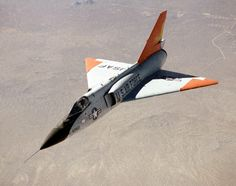 Convair Delta Dagger: The Interceptor of the United States Air Force (USAF) Falcon 1, Military Jets, Military Aircraft, Air Fighter, Fighter Jets, Strategic Air Command, Delta Wing, Aircraft Painting, Sky