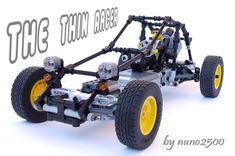 lego power functions buggy