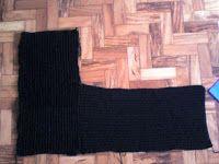 Mãos de Fada Trico: Poncho Fácil/ Easy Poncho                                                                                                                                                      Mais